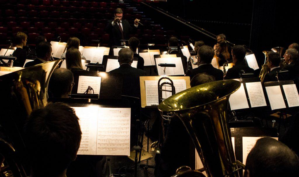 En bild på Linköping Symphonic Band
